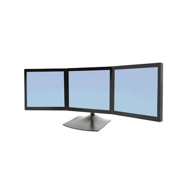 Pied Ergotron tri-écrans DS100