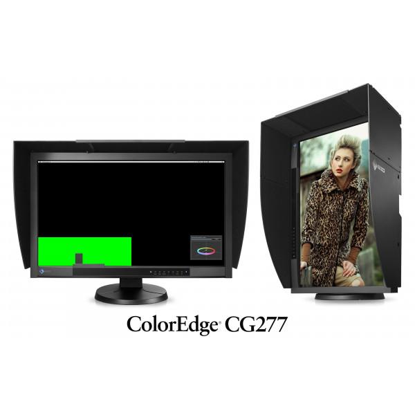 Ecran Eizo ColoRedge CG277W - Démonstration