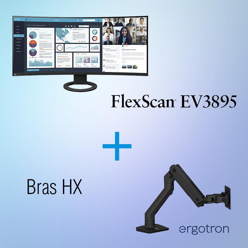 Offre EV3895 + Bras HX