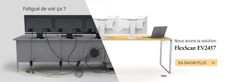 Ev2457 USB C est la solution